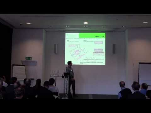 Colloquium 2013: David Veitch (UCL-Energy)