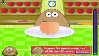 Pou Cooking Pie (#Games Of The Pou)