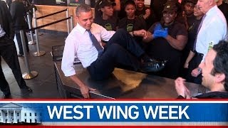 West Wing Week 05/23/14 or,