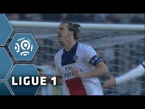 But Zlatan IBRAHIMOVIC (6') - SC Bastia-Paris Saint-Germain (0-3) - 08/03/14 - (SCB-PSG)