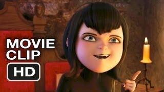 Hotel Transylvania Movie CLIP We Have To Talk (2012