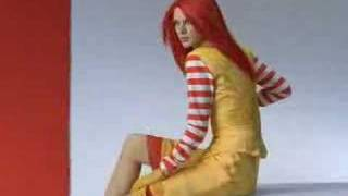 Japanese McDonald's Ad