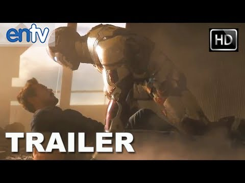 "Iron Man 3 - Official Trailer #1 [HD]: The Mandarin Teaches Iron Man A Lesson, KABOOM! SHARE ME on TWITTER! http://bit.ly/UvrooJ The first official trailer for Dinsey/Marvel's ""Iron Man 3"". Iron Man/Tony Stark must battle the forces of ..."