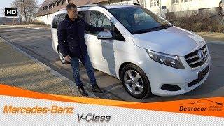 Осмотр Mercedes V Class     Гарантийные пакеты Mercedes в Германии Денис Рем Дестакар