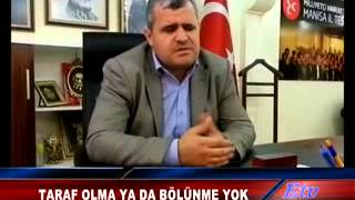 Mehmet Ödevli Taraf olma yada Bölünme yok