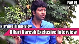 Special Birthday Interview with Allari Naresh