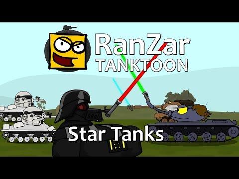 Tanktoon Star Wars