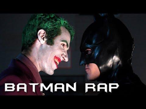 BATMAN RAP (EXPLICIT)