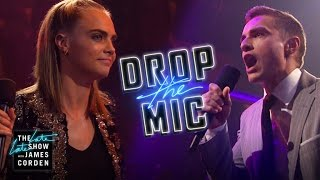 Cara Delevingne & Dave Franco Rap Battle