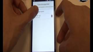 Tip: Cómo Hacer Un Backup En LG L9