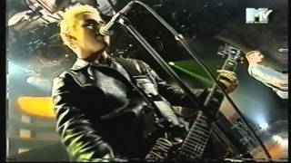 Green Day - Brain Stew/Jaded Live MTV's Hanging Out 1996 [Part 3/3] view on youtube.com tube online.