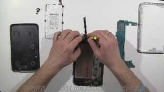 Samsung Galaxy Tab 3 Take Apart, Disassemble And
