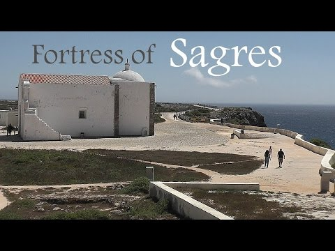 ALGARVE: Fortress of Sagres (Portugal) HD