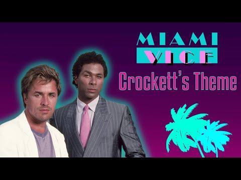 Crockett's Theme - Jan Hammer (1987)