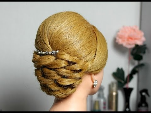 Prom Hairstyle Updo Wedding