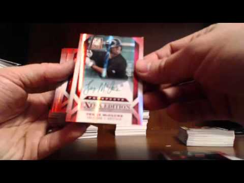 Ebay Break 2-25-14 Guzman_15 2013 Elite Extra (2) Case Playe