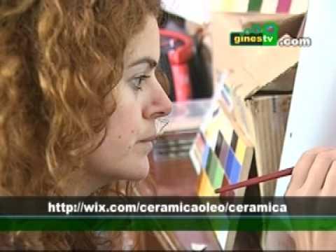 La ceramista de Gines María Ángeles Garrido Peña estrena página web