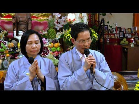 10 Công Đức Niệm Phật Lớn Tiếng, Tại Chùa Di Đà, NewYork, 28/09/2014