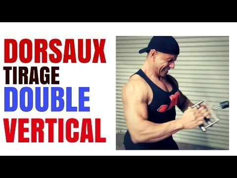 DORSAUX DE FOLIE : TIRAGE DOUBLE VERTICALE