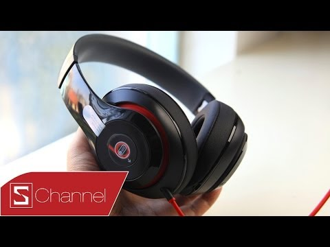 Mở hộp tai nghe Beats by Dr. Dre Beats Studio (2013)