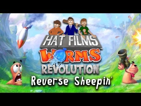 Worms Revolution - Reverse Sheepin'