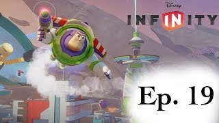 Disney Infinity Toy Story In Space Ep. 19 Jetpack