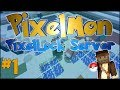 Pixelmon | PixelLock Server - First Challenge #1