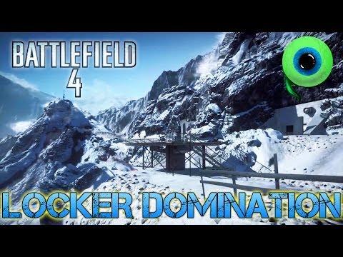 Battlefield 4 Multiplayer | DOMINATING ON OPERATION LOCKER (PC Gameplay)