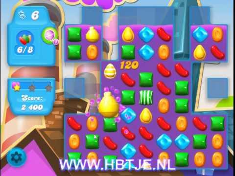 Candy Crush Soda Saga level 3 New