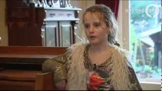Amira (9) Opera Singer Of Holland's Got Talent Sings At