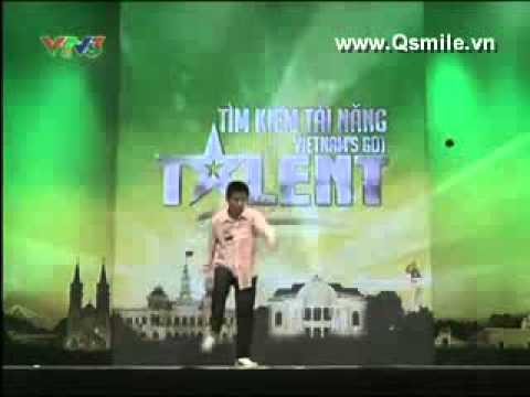 Chết cười với Hip hop cải tiến [Vietnam's Got Talent 2013]
