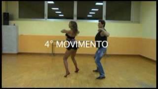 """Impara A Ballare Il """"Ballo Del Pimpolho""""Movimenti"""