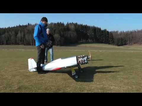 Maiden Flight of the Galloping ghost