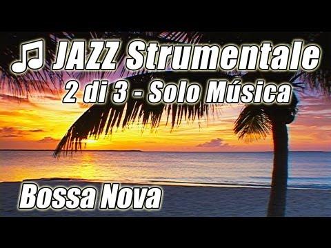 JAZZ Strumentale #2 Sax liscio canzoni musica Relax romantico sfondo
