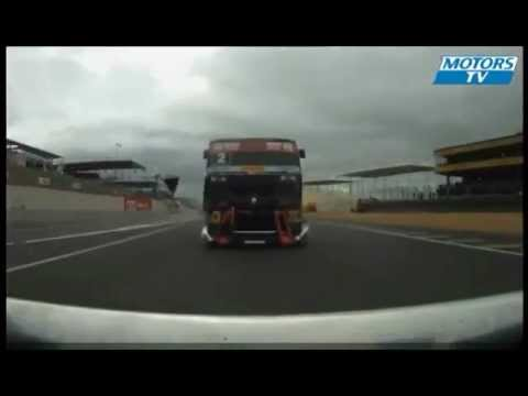 Motorsport Crashes 2011 part 2