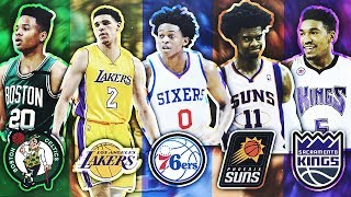 2017 NBA DRAFT PICKS 1-5