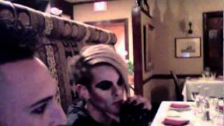 Interview with Adam Lambert band members Monte Pittman and Tommy Joe Ratliff - Part 2.flv