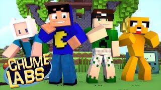 Minecraft: CHUME LABS 2 HORA DE AVENTURA! #44