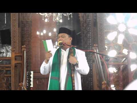 DR.M.YAHYA WALONI (Khutbah Jum'at) 31-01-2014