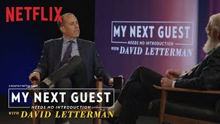 Jerry Seinfeld on Michelle Wolf and...Raisins   My Next Guest Needs No Introduction   Netflix