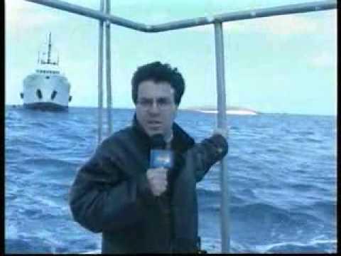 To ναυάγιο του Δύστος (1996)