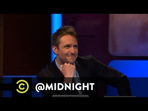 @midnight w/ Chris Hardwick (@Nerdist) - #HashtagWars - #LameComicBookCharacters (Comedy Central)