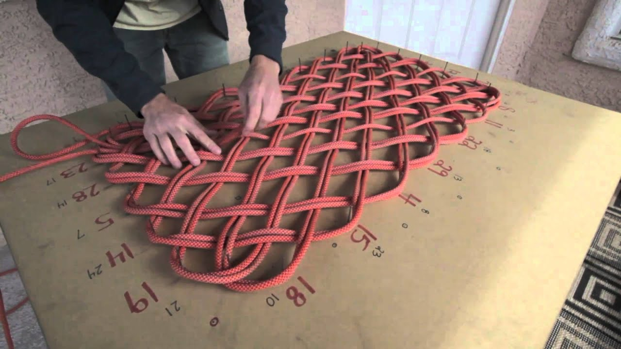 Rope Weaving Clinic Youtube