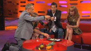 Taste My Sock-filtered Water The Graham Norton Show