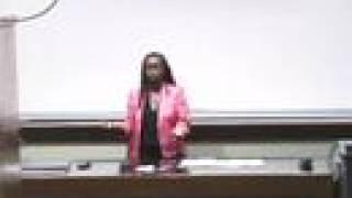 Harlem's Heritage: Professor Farah Jasmine Griffin
