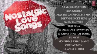 Nostalgic Bollywood Love Audio Songs