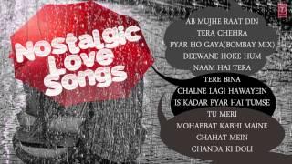 Nostalgic Bollywood Love Audio Songs
