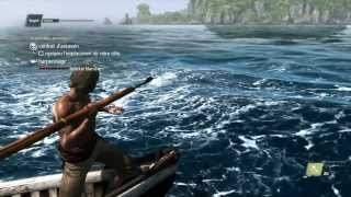 Assassin's Creed 4 Black Flag : Plonger Sous Marine Et