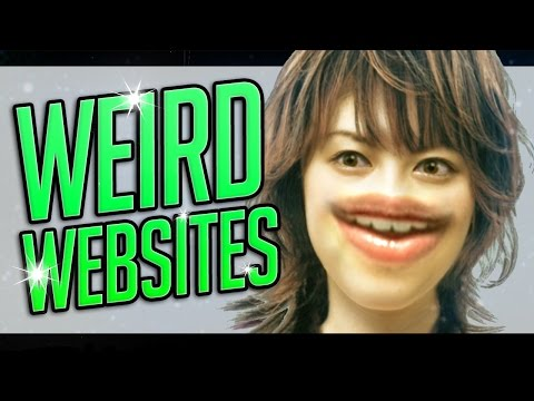 TOP 10 WEIRDEST WEBSITES.
