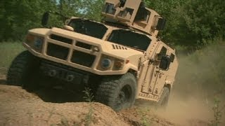 Bigger and badder: The next gen Humvee